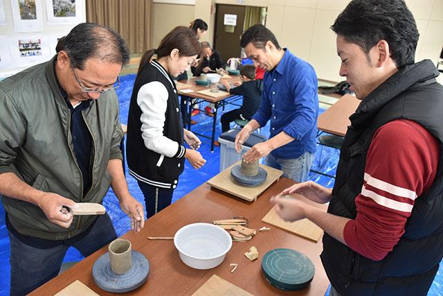 陶芸教室-2